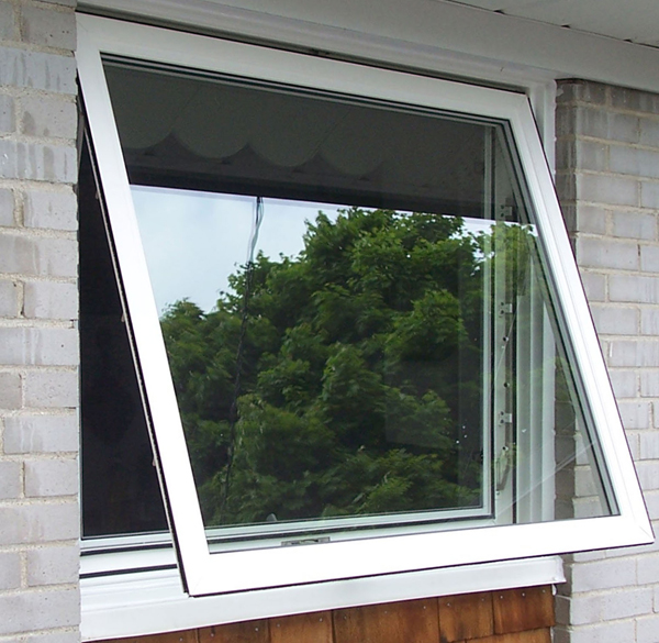 Awning and Casement Windows | Madison Vinyl Replacement Windows