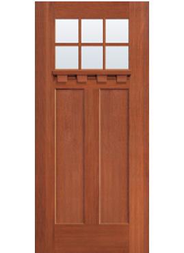 Oak Rustic Textured Fibergl