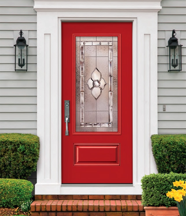 Stupendous Bayfield Decorative Glass Collections Entry Doors Home Interior And Landscaping Pimpapssignezvosmurscom