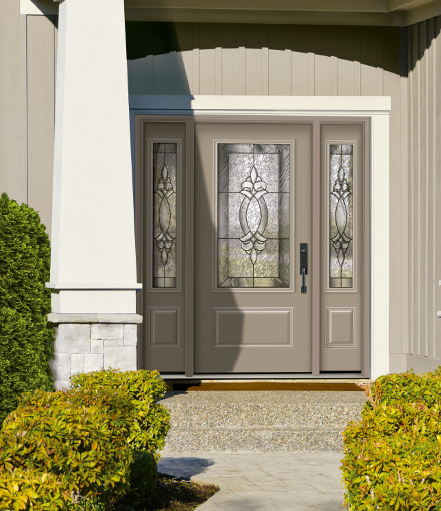 Paramount Decorative Glass Collections Entry Doors Vinylguard