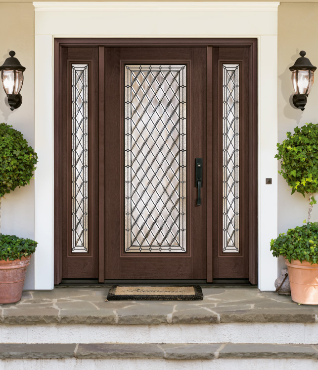 Sterling Decorative Glass Collections Entry Doors Vinylguard