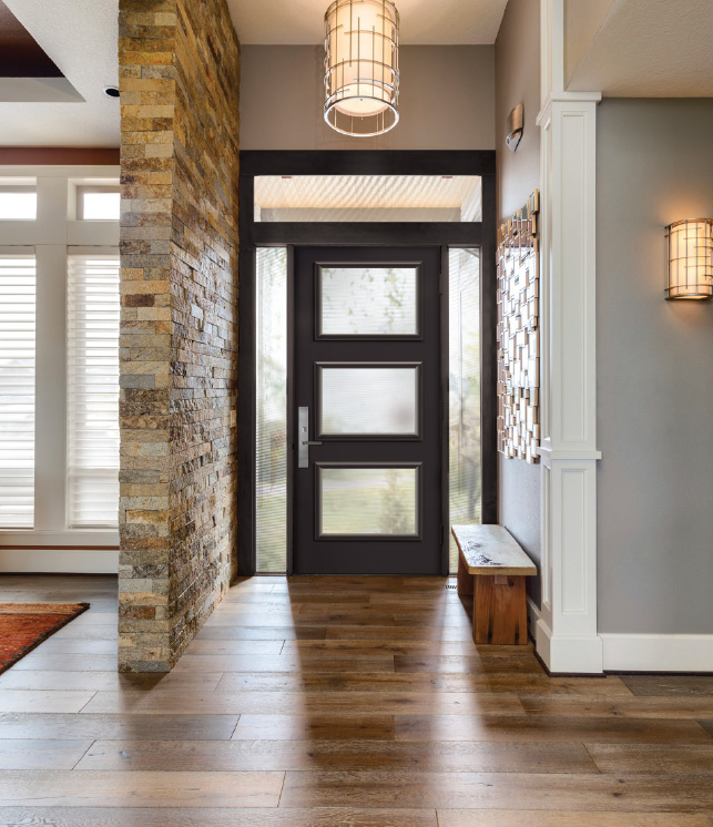 With Clear Textured And Decorative Gl Options Modern Doors Are Understated Elegant Entrances Designed To Enhance Today S Contemporary Home Simple