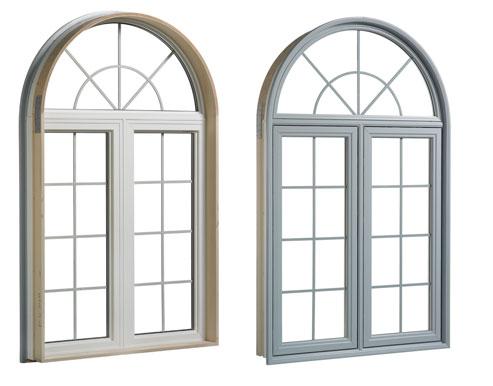 Architectural Shapes Windows Vinylguard