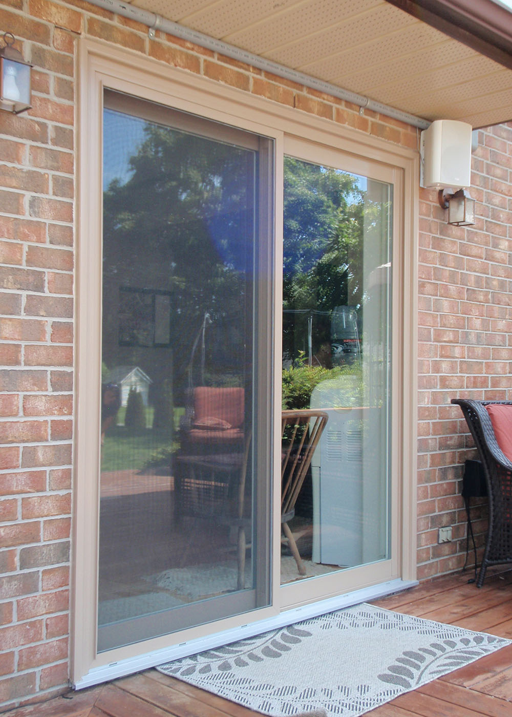 Folding doors vinyl folding doors parts for Custom sliding doors