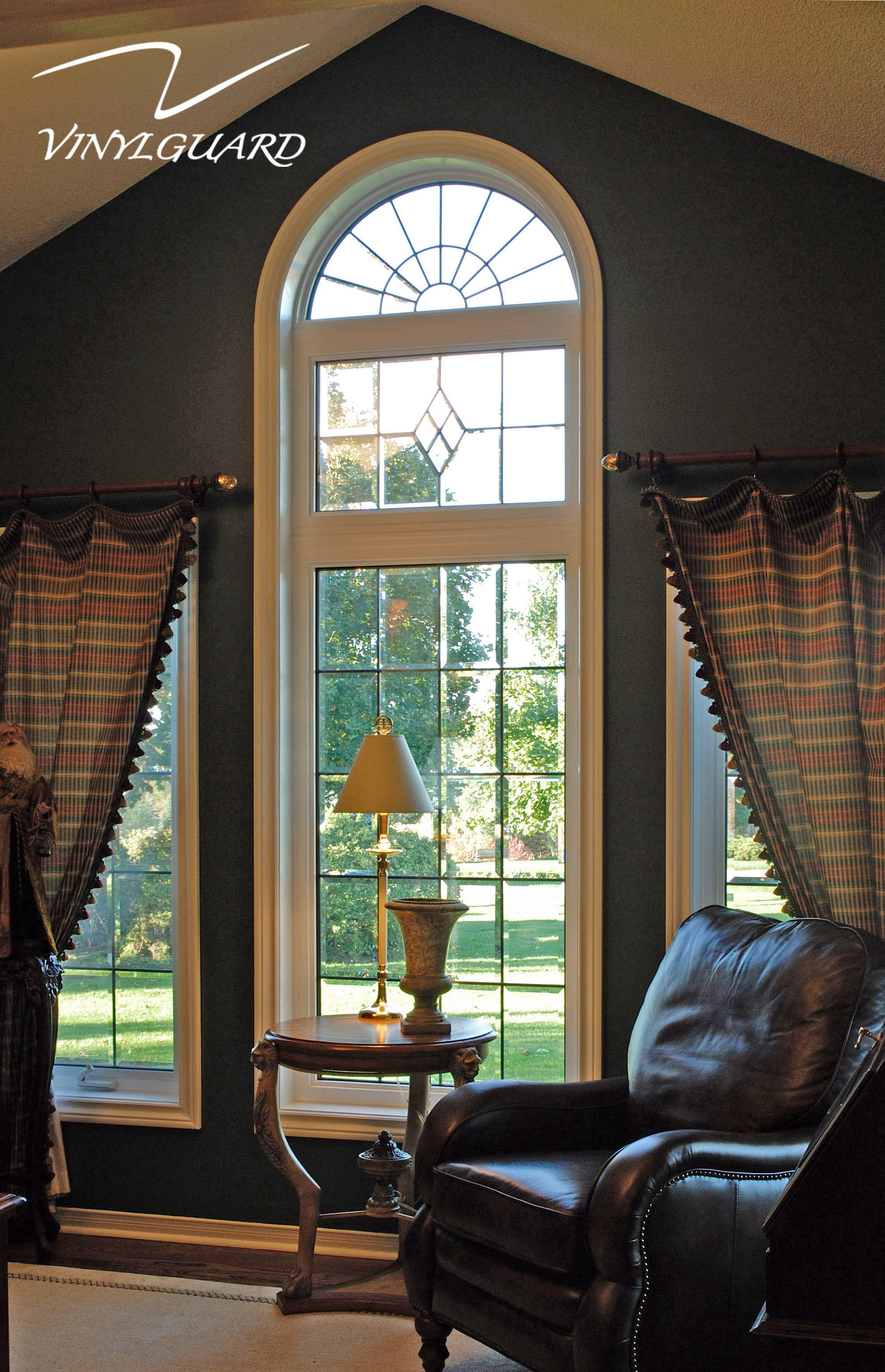 Casement window custom casement window for Custom transom windows