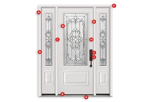 Steel Door Features  sc 1 st  Vinylguard & Steel Door Features | Vinylguard pezcame.com
